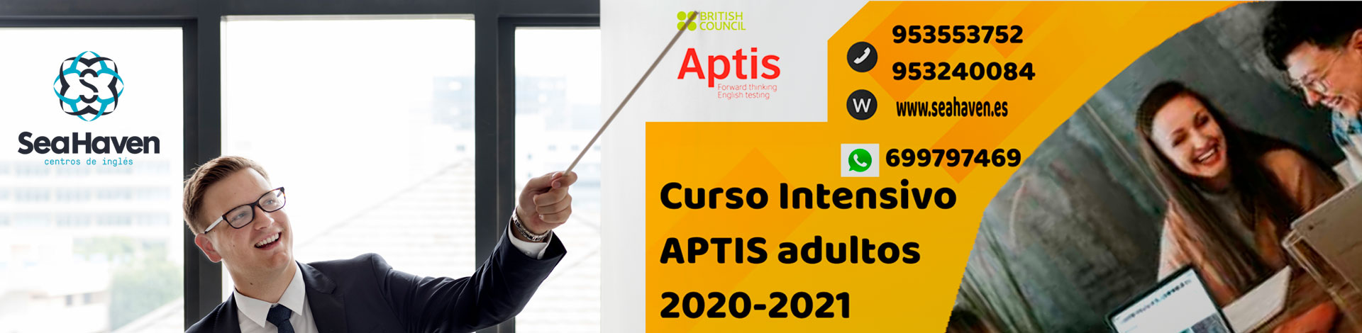 Slider Curso Aptis 20 21